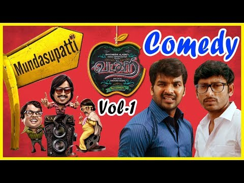 Mundasupatti Vadacurry Tamil Movie Comedy Scene   Part 1   Vishnu Vishal   Jai   Ramdoss   RJ Balaji