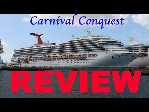 CARNIVAL CONQUEST RECAP & REVIEW 2017 *Balmoral Island Incident Explained!*