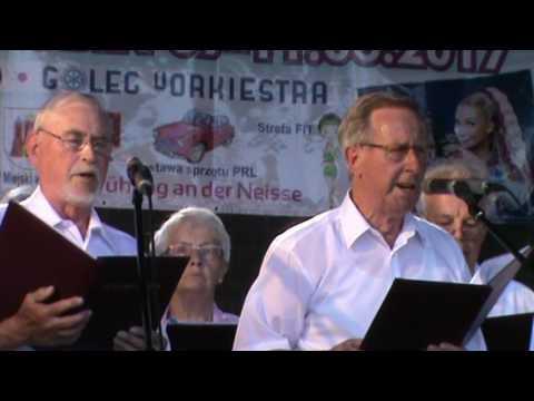 Łużyczanki i Seniorenchor Guben 56 WnN 2017,