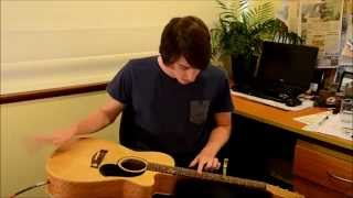 Under the Same Sun - Ben Howard Cover (Brayden Sibbald)