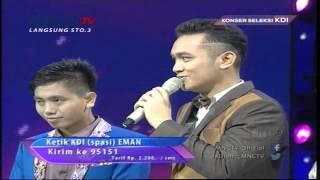 "Eman "" Syadhu "" Lombok - Konser Seleksi KDI 2015 (20/3)"