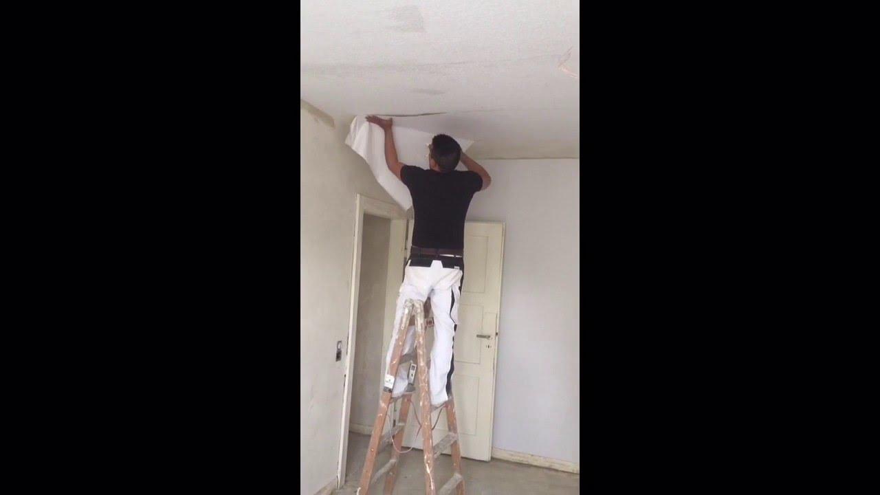 Malerbetrieb karlsruhe tapezieren von raufasertapete - Youtube tapezieren ...