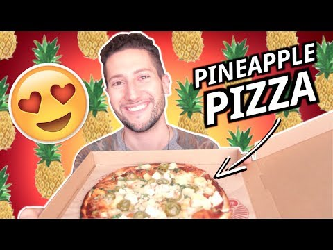 Do You Like Pineapple Pizza?