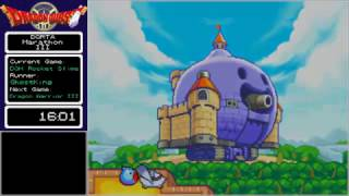 Dragon Quest RTA Marathon III - Dragon Quest Heroes: Rocket Slime