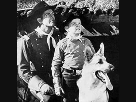 THE ADVENTURES OF RIN TIN TIN  Theme