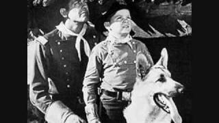 THE ADVENTURES OF RIN TIN TIN - Theme Song