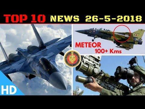 Indian Defence Updates : Tejas MK1A Meteor,L54 Mark-IV,10 SU-35,12 Minesweepers,Chinese Monitoring