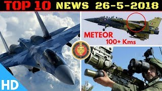 Indian Defence Updates : Tejas MK1A Meteor,L54 Mark-IV,10 SU-35,12 Minesweepers,Chinese Monitoring thumbnail