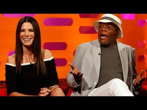 SANDRA BULLOCK's Sex Tape Tips - The Graham Norton Show on BBC AMERICA