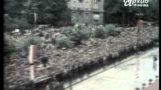Objava Titove smrti na Televiziji