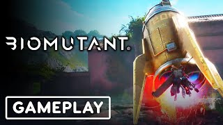 Biomutant - Official PC Gameplay