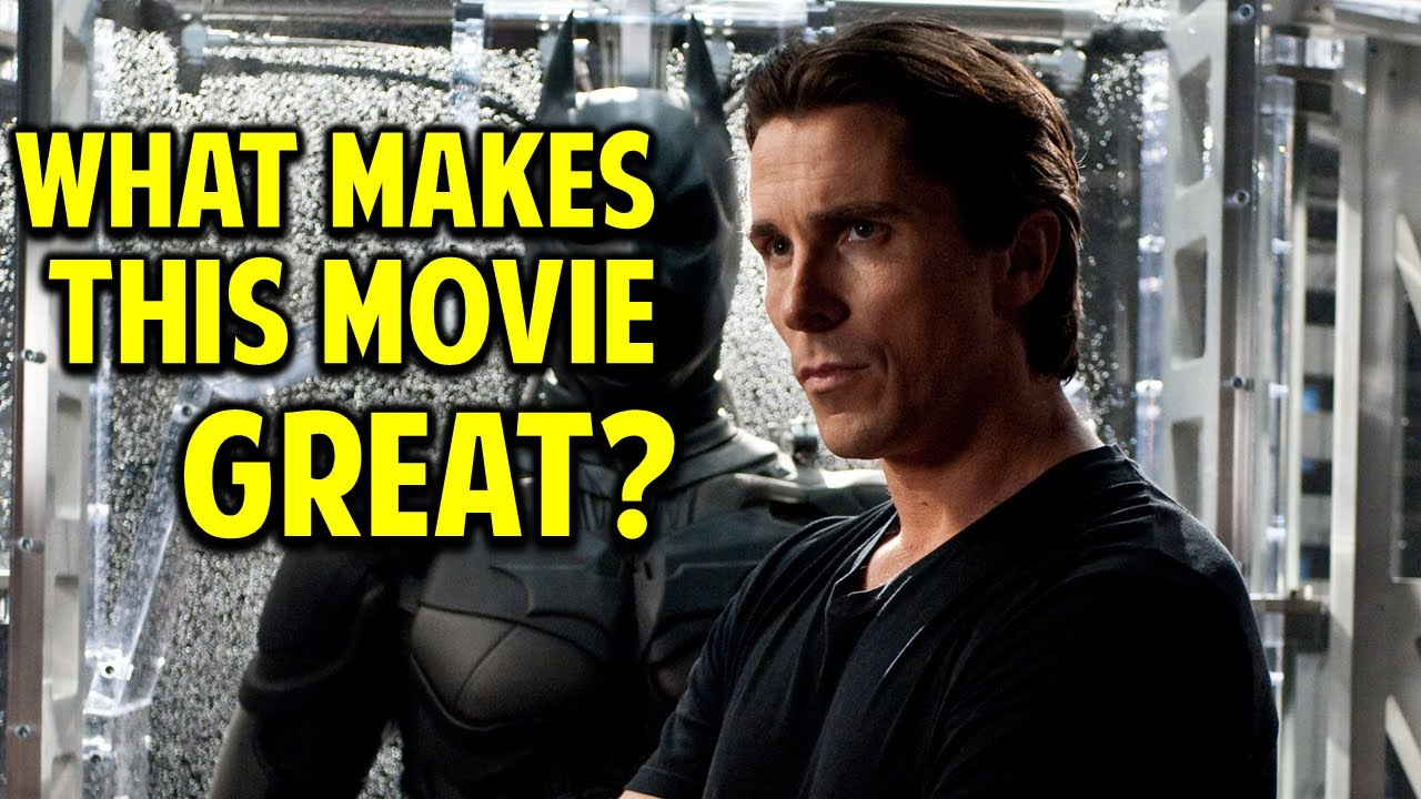 The Dark Knight Rises -- Why I Love This Movie (Episode 116)