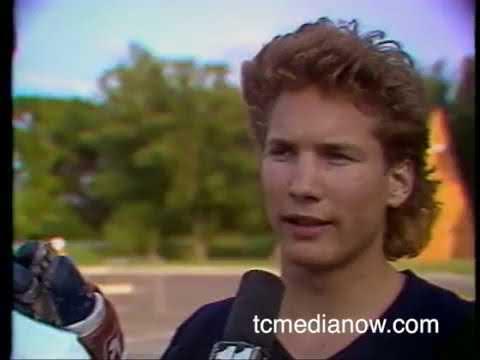 Profile on Scott Olson and Rollerblade 1982