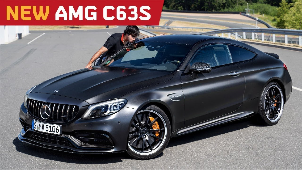 Mr.Amg On The New C63s! It S Amg S Purest Car! - Full Review ... 0ab92bccd882