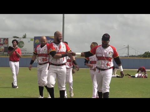 Baseball Brings Hope And Unity To Puerto Rico After Hurricane Maria   NBC Nightly News