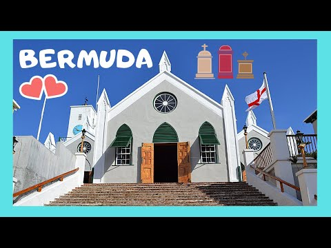 BERMUDA, the cemetery for 'Slaves and Free Blacks' in St George