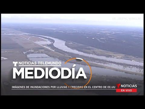 EN VIVO: El volcán Popocatépetl visto desde San Nicolás de los Ranchos | Noticias Telemundo