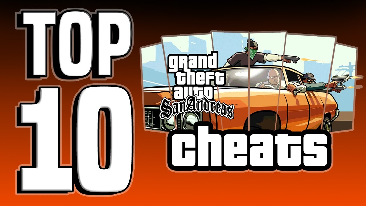 GTA San Andreas PC Cheats - GameRevolution