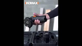 KOMAX 충전식 휴대용 미니 전동 커터 연마 그라인더…