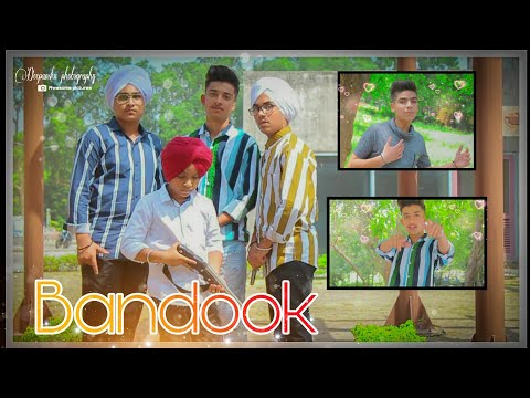 BANDOOK (FULL SONG) Jass Manak | Guri | Cheema | Sikander 2 Releasing On 2nd Aug | #JASS MANAK #geet