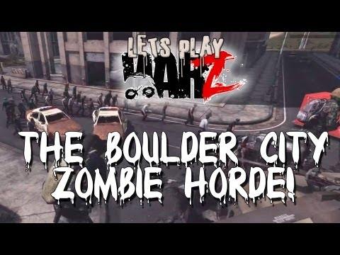 Infestation: Survivor Stories - Boulder City Zombie Horde