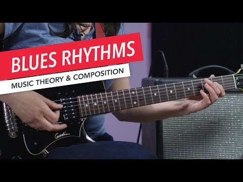 How to Play Guitar: Strumming Rhythms for the Blues | Triplets | Intermediate | Guitar Lessons