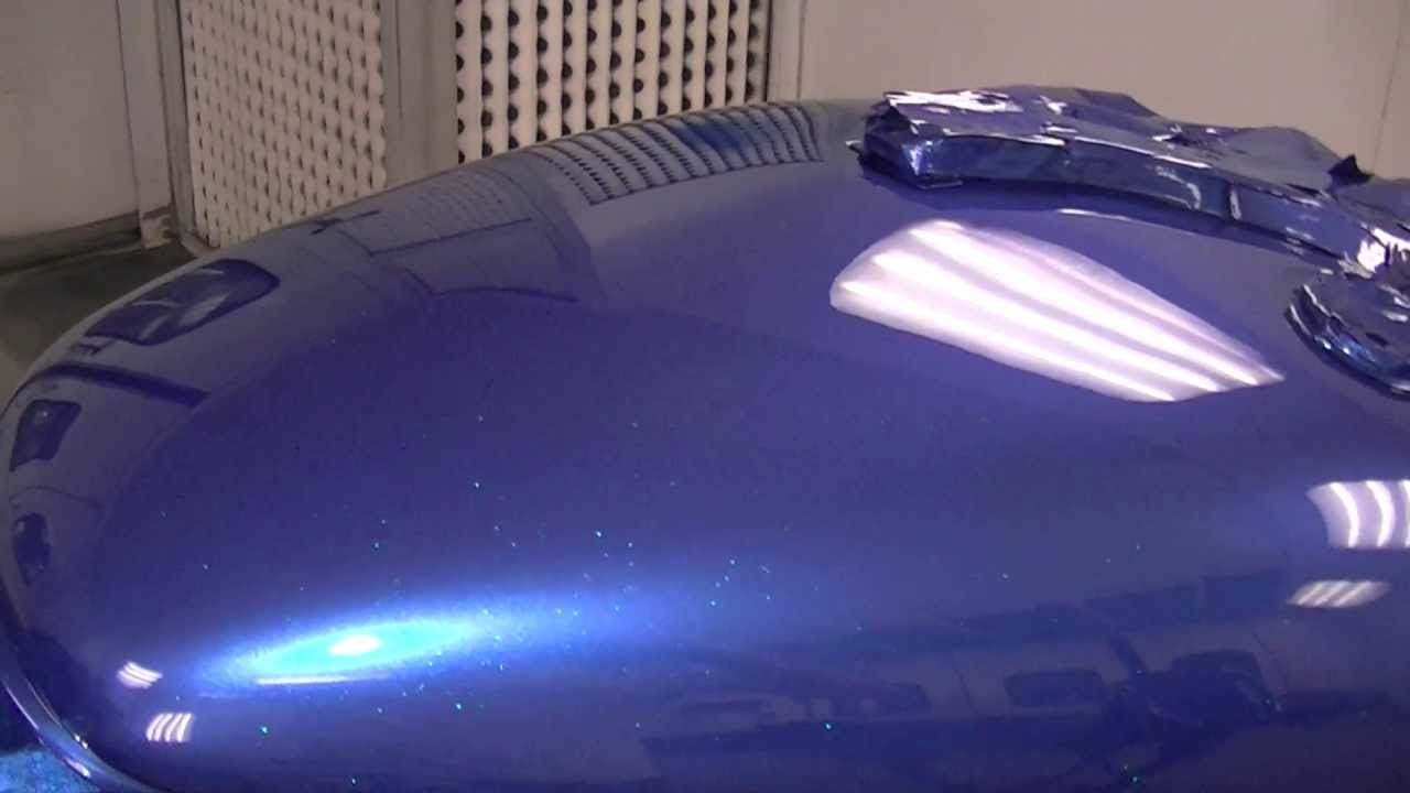 Two Stage Automotive Paint