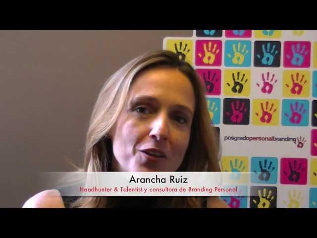 Un minuto con Arancha Ruiz