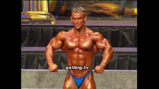 Lee Priest - 6th place at Mr.Olympia - 1997 / Ли Прист