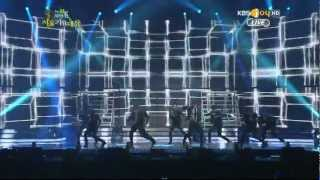 "[1080p HD] Suju & Suju-M ""Sexy, Free & Single"" & ""Breakdown"" at Seoul Music Awards 130131"