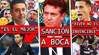 ANGELICI habló de TODO y halagó a GALLARDO+ CONMEBOL sancionó a BOCA+ MARCONE confia GANARLE a RIVER