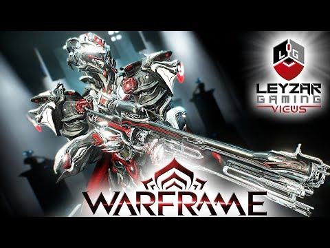 Warframe (Gameplay) - Eidolon Hunting with Chroma Prime & Rubico Prime (Riven Build)