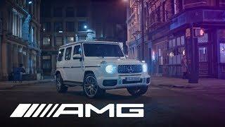 Mercedes-AMG G 63 Teaser