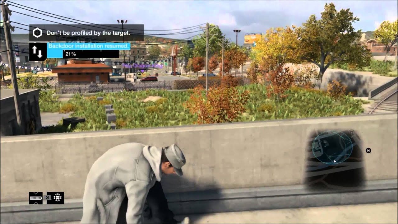 Watch Dogs  Online Hacking