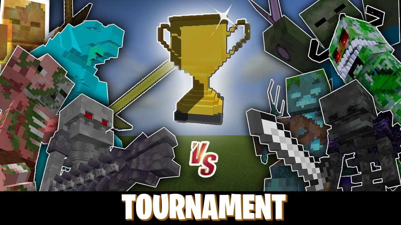 MINECRAFT TOURNAMENT | All Titan Edition (200k subs Special!) PART #1