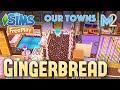 Sims FreePlay - Gingerbread Surprise (Original House Design)