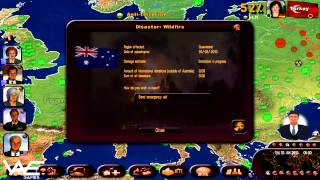 Masters of The World Geopolitical Simulator 3 (PC/HD)