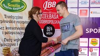 Sportowiec Roku 2016 w Regionie: Dawid Kubik (miejsce 8)