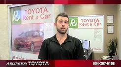 Try it before you buy it! | Arlington Toyota Rent a Car