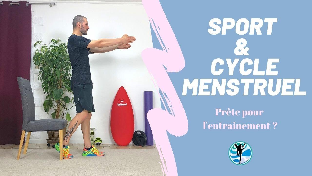 Sport et cycle menstruel : Prête pour l'entrainement ?