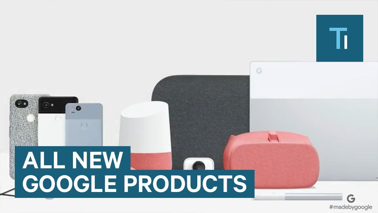 All The Products Google Announced At Its Pixel Event Images