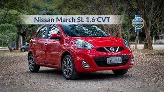 March SL anda bem, mas é difícil justificar seu preço... | Nissan March | Avaliação KBB