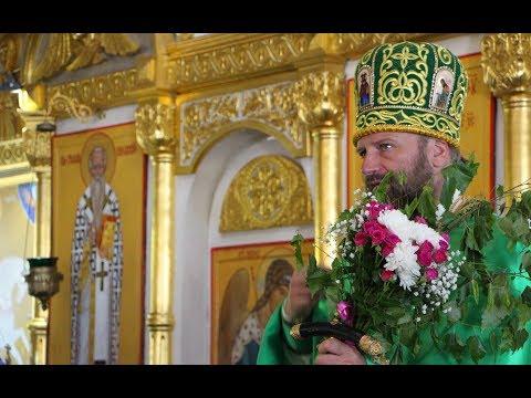 Александр Sandro Кирьяков: Отец Марк. Проповедь в день Святой Троицы