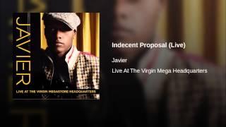Indecent Proposal (Live)