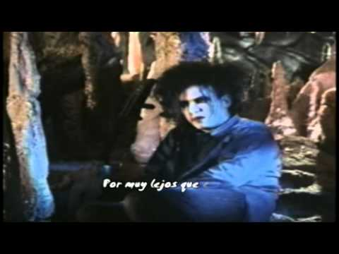 Love song   The cure Subtitulado