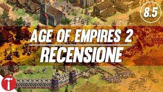 Age of Empires II: Definitive Edition   Recensione
