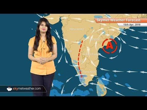 Weather Forecast for Apr 15: Rain in Kerala, Tamil Nadu; dry weather in Delhi, Punjab, Haryana