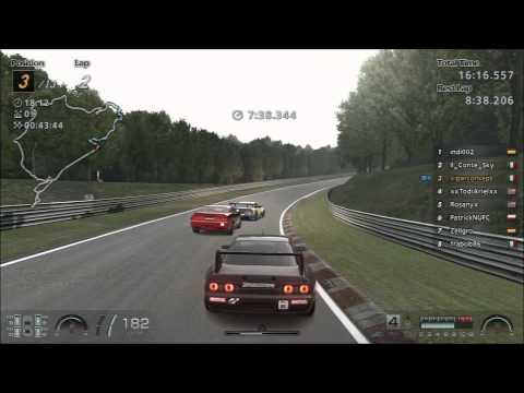 GT6 Final Cup - FINAL RACE