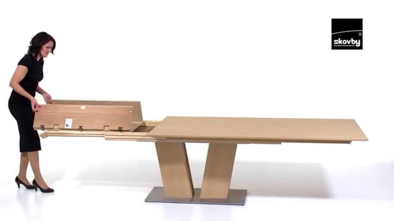 skovby spisebord krosby.no Møbler   Skovby Spisebord sm39   YouTube skovby spisebord