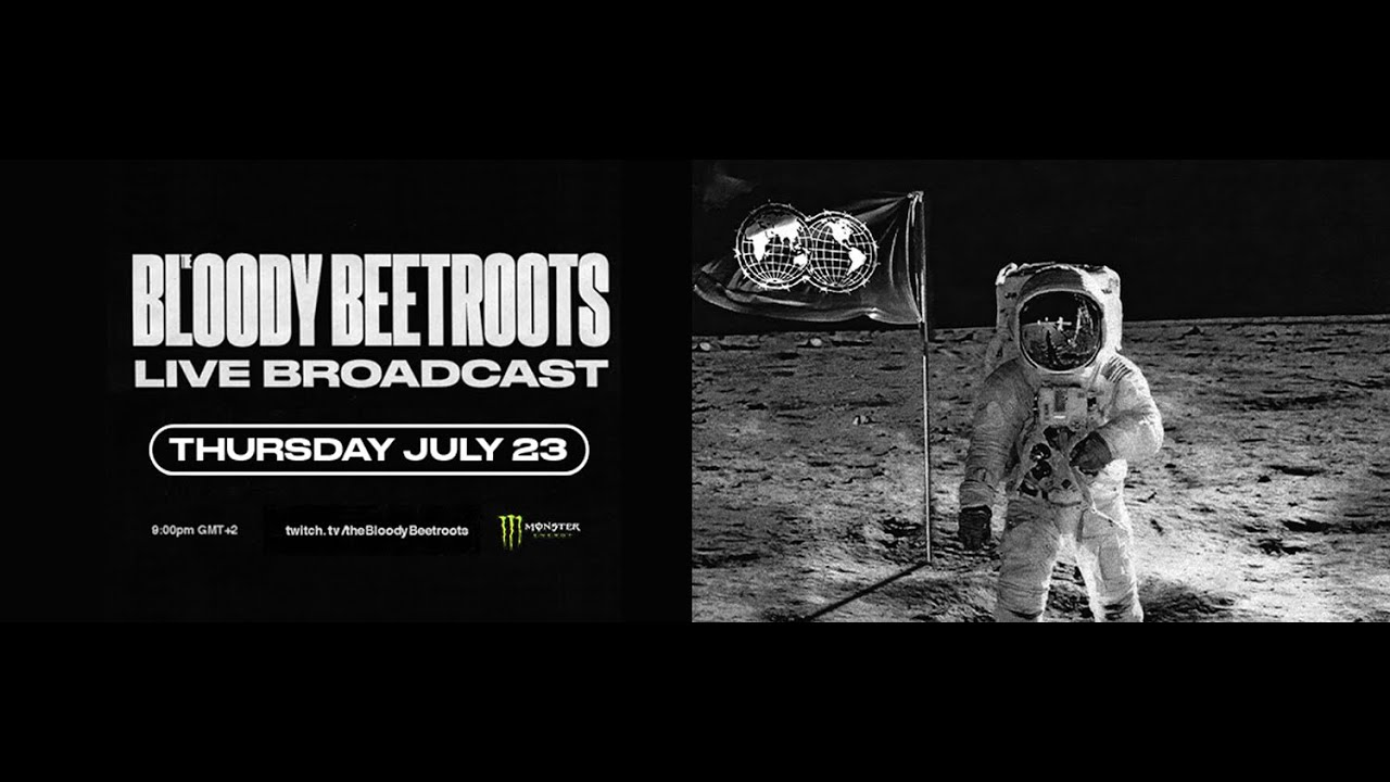 The Bloody Beetroots - Live Transmission DJ Set 003